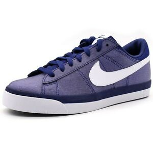 Nike Match Supreme Premium Ltr Loyal Blue White classic tennis 654868-411
