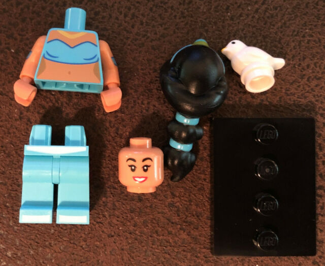 LEGO DiSNEY Series 2 PRINCESS JASMINE Minifigure Retired - FREE CANADA SHIPPING