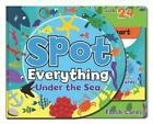 Spot Everything Book: Sea (2014, Gebunden)