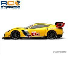 Protoform 1/8 Chevrolet Corvette C7.R Clear Body GT PRM154640