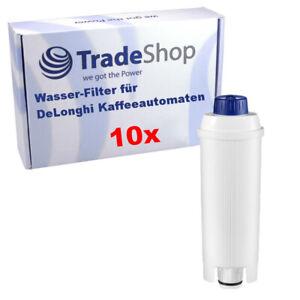 Filterpatrone 10x   Wasserfilter für DeLonghi Magnifica PrimaDonna Dinamica