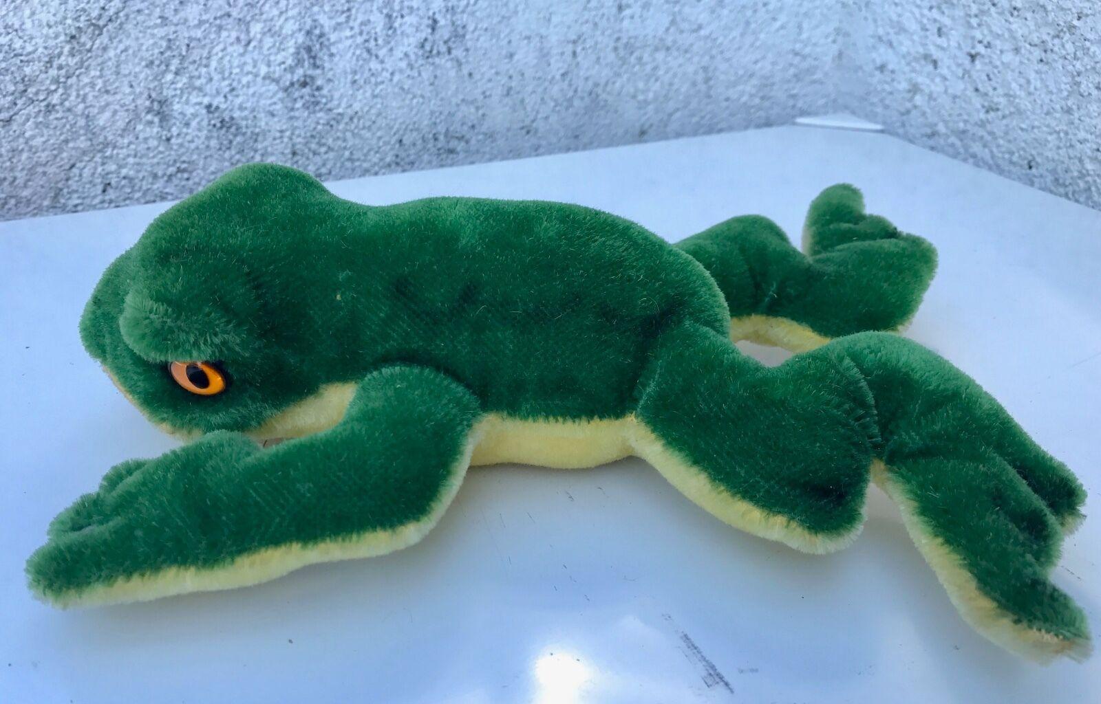 Steifftier Frosch