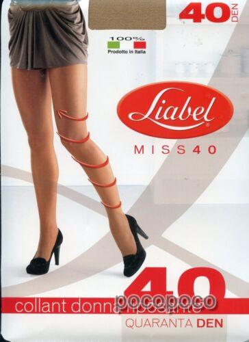 COLLANT RIPOSANTI 40 DEN DONNA LIABEL ART 4020 MISS 40