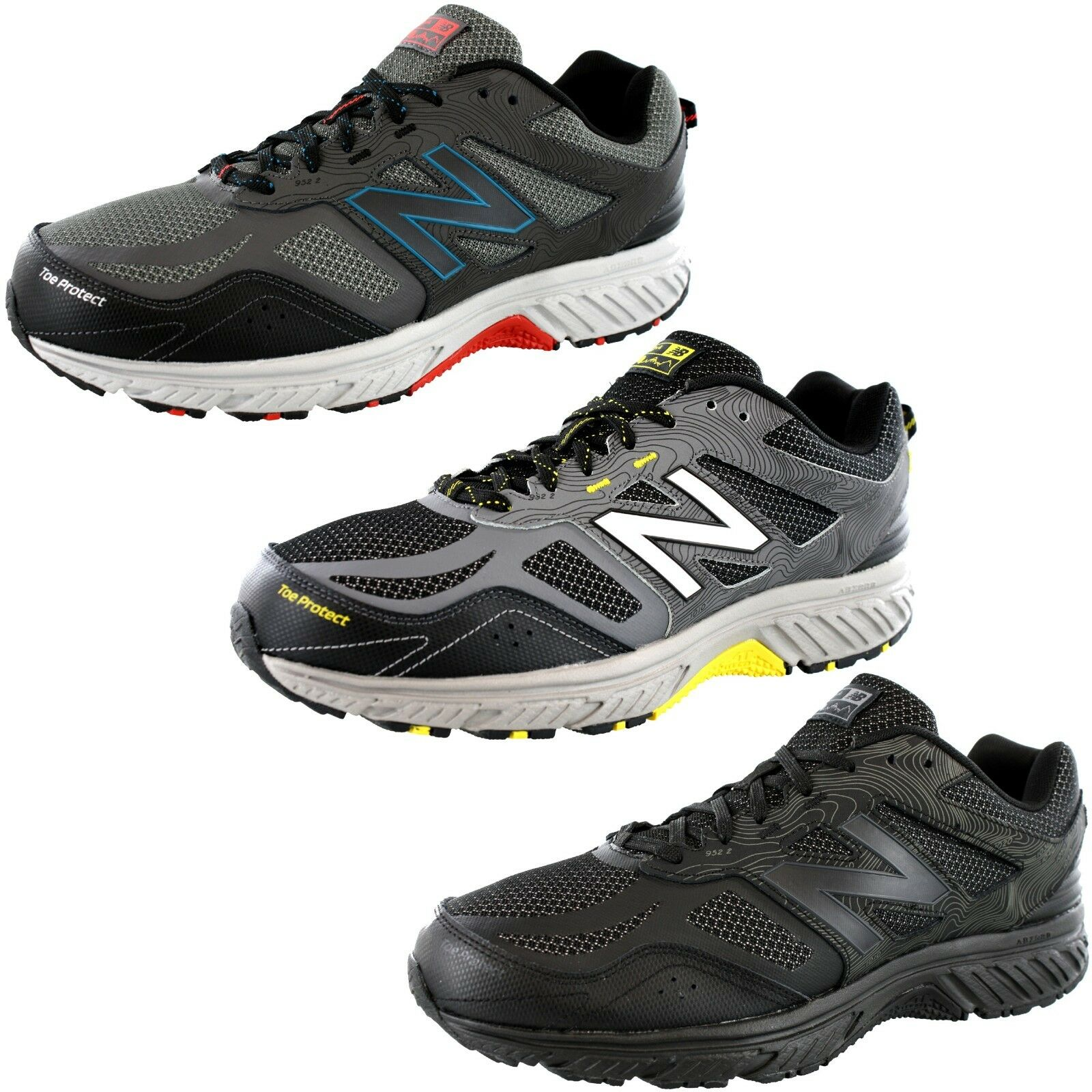 NEW BALANCE MENS MT510 4E WIDE WIDTH CUSHIONING TRAIL RUNNING schuhe