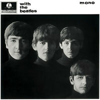 The Beatles With The Beatles MONO NEW SEALED 180g VINYL LP FREE UK POST *WORLD
