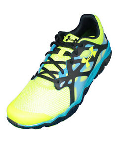 c6f5385afde Mens Under Armour Micro G Monza Night Running Shoe - 1251234-731