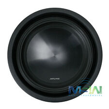 "ALPINE SWT-10S2 10"" 2-OHM CAR AUDIO SHALLOW MOUNT TRUCK SUBWOOFER SUB SWT-10-S2"
