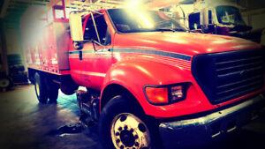 2000 Ford F 650 DIESEL