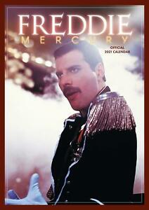 Freddie-Mercury-2021-Calendar-Official-A3-Wall-Calendar