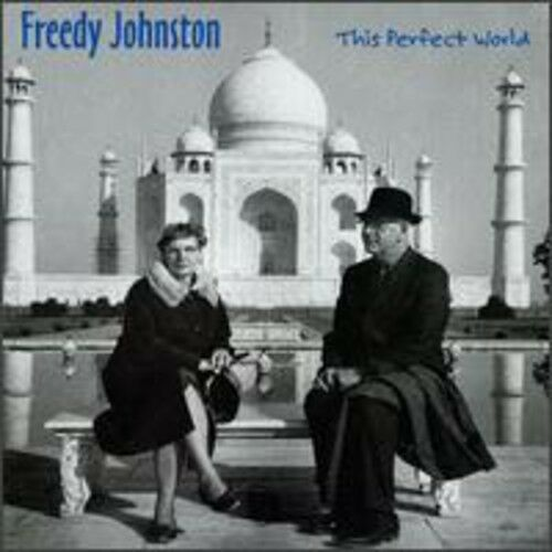 1 of 1 - Freedy Johnston - This Perfect World [New CD] Manufactured On Demand