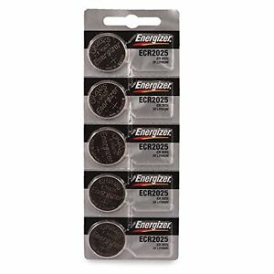 5-x-Energizer-CR2025-2025-Lithium-Batteries