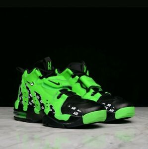 Nike Air DT Max 96 SOA Deion Sanders Athletic Shoes Rage Green AQ5100 300 Men's