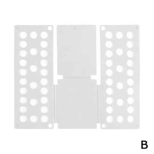 Clothes T-Shirt Folder Magic Folding Flip Board Fast Laundry Organizer 40*16*1cm