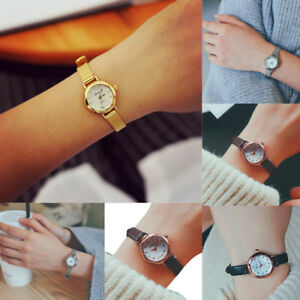 Women-Quartz-Analog-Wrist-Small-Dial-Delicate-Watch-Luxury-Business-Watches-Gift
