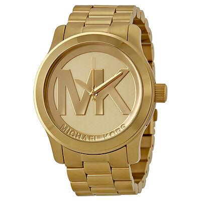 Michael Kors Quartz Gold-tone Bracelet Ladies Watch MK5473