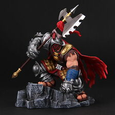 LOL League of Legends Grandmaster at Arms Jax Action Figure 3D Model Garage Kits