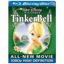 Tinker Bell (Blu-ray Disc, 2008, Widescreen)