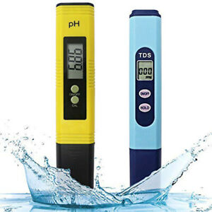 Messgeraet-Fuer-Wasser-Qualitaet-Ph-Meter-Tds-Meter-2-In-1-Kit-Mit-0-14-00Ph-C2O3