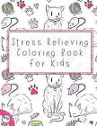 Stress Relieving Coloring Book for Kids by Individuality Ltd, Individuality Books (Paperback / softback, 2015)