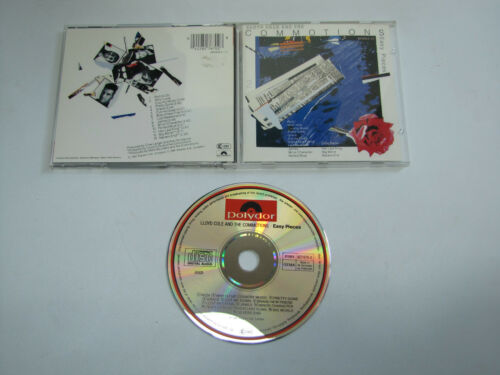 1 von 1 - LLoyd Cole and the Commotions Easy Pieces cd 13 tracks 1985 Ex con