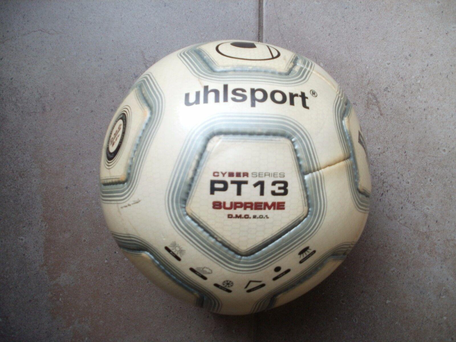 Fussball Uhlsport PT 13 Supreme Supreme Supreme besser als Adidas Ball für Halle oder Rasen 1 A 8cc7c0