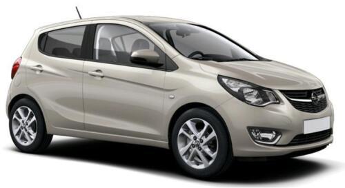 Opel Karl dal 11.2015/> Vetro Piastra Dx Termica per Specchietto Retrovisore