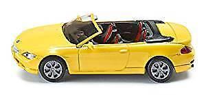 SIKU 1007  BMW 645i Cabrio Spielzeugauto Modell Car NEU NEW
