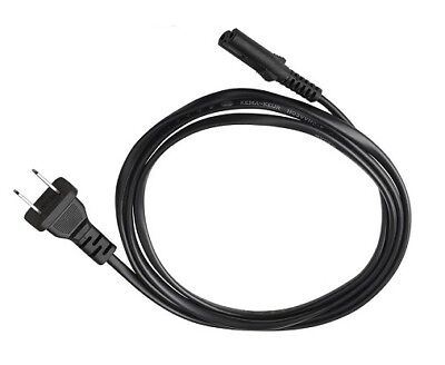 New Power Cord Wall Plug for HP OfficeJet 200 Mobile Printer Electric Wire Cable
