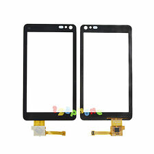 BRAND NEW TOUCH SCREEN GLASS LENS DIGITIZER FOR NOKIA N8 #GS-400_BLACK