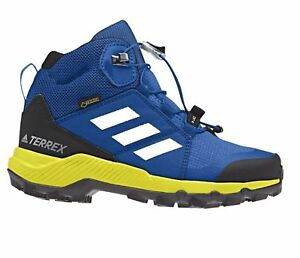 Adidas Performance Enfants Chaussures Outdoor Terrex Mid Gtx Boussole Action