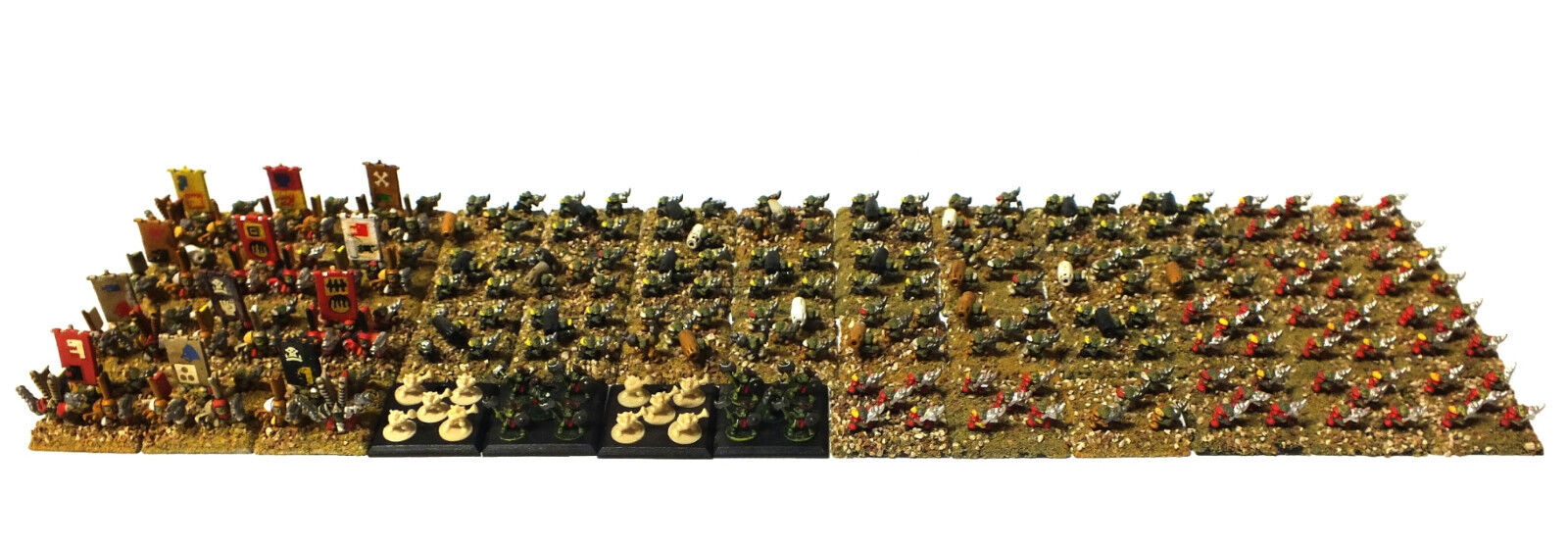 Epic - Ork Army (Lot 2) - 6mm