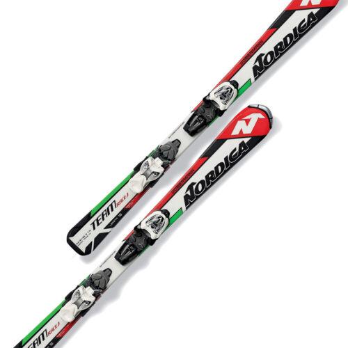 M 4.5//7.0 Junior Carver Ski Set 0A619000//0A619200 NORDICA DOBERMANN TEAM J RACE