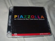 Piazzolla - Les Violons du Roy (2006) SACD Audiophile Atma Tango Latin Violin