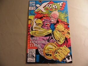 X-Force-12-Marvel-1992-Free-Domestic-Shipping