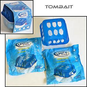 L' humidité butées Déshumidificateur Absorbeur Humidite raumentfeuchter +2x 400g sac  </span>