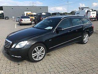 Mercedes E220 2,2 CDi Avantgarde stc. aut. BE 5d - 199.900 kr.