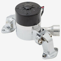 Chrome Electric Water Pump For Chevy Big Block Free Shipping