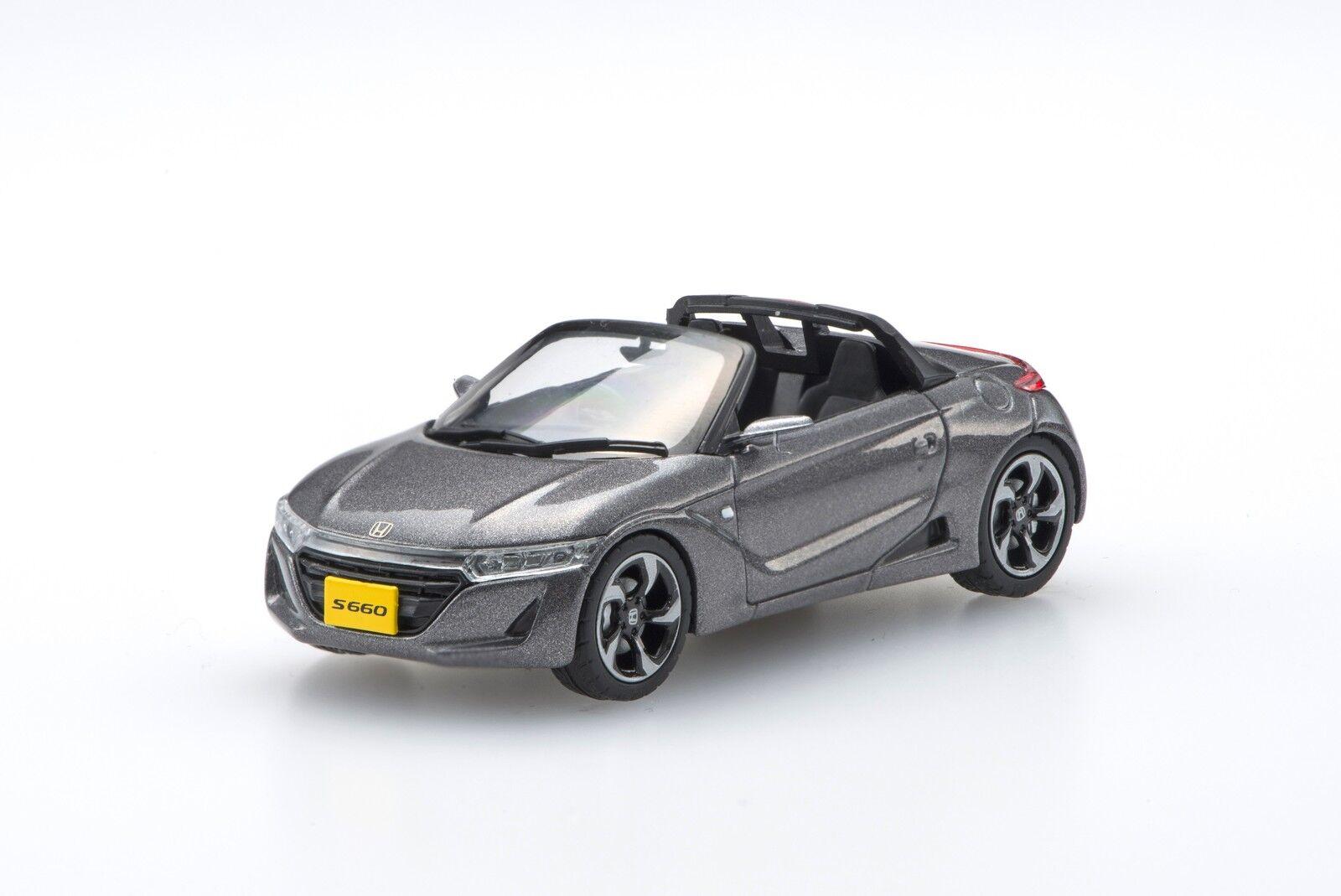 disfrutando de sus compras Ebbro 45362 1 43 Honda S660 gris gris gris modelo coches  tienda de venta