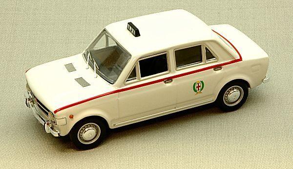 Fiat 128 Taxi Milano 1972 1 43 Model RIO4169 RIO RIO RIO d4bda3