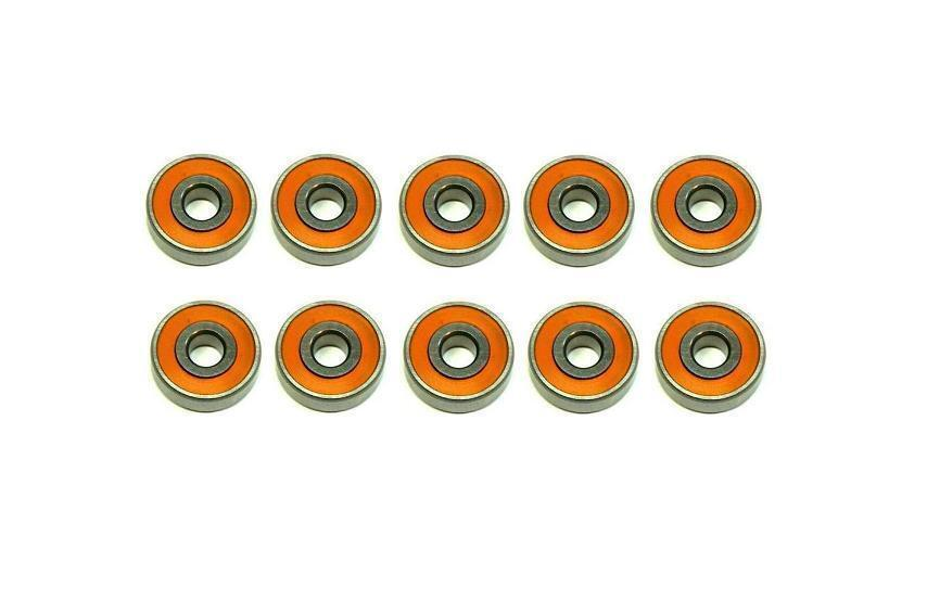 (10) SMR115C 2OS P58 A7 LD - ABEC-7 HYBRID CERAMIC orange Seal bearings 5x11x4