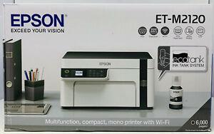 Epson EcoTank ET-M1120 Printer A Tank D' Ink, wi-Fi, wi-Fi Direct