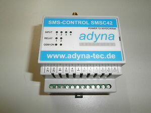 SMS Controller ADYNA SMS C42 - <span itemprop='availableAtOrFrom'>Zemmer, Deutschland</span> - SMS Controller ADYNA SMS C42 - Zemmer, Deutschland