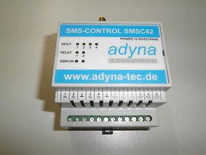 SMS Controller ADYNA SMS C42 - Deutschland - SMS Controller ADYNA SMS C42 - Deutschland