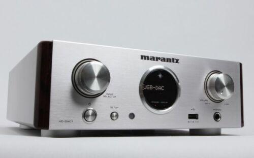 marantz HD-DAC1 FN Silver Gold USB-DAC Headphone Amplifier Hi-Res EMS