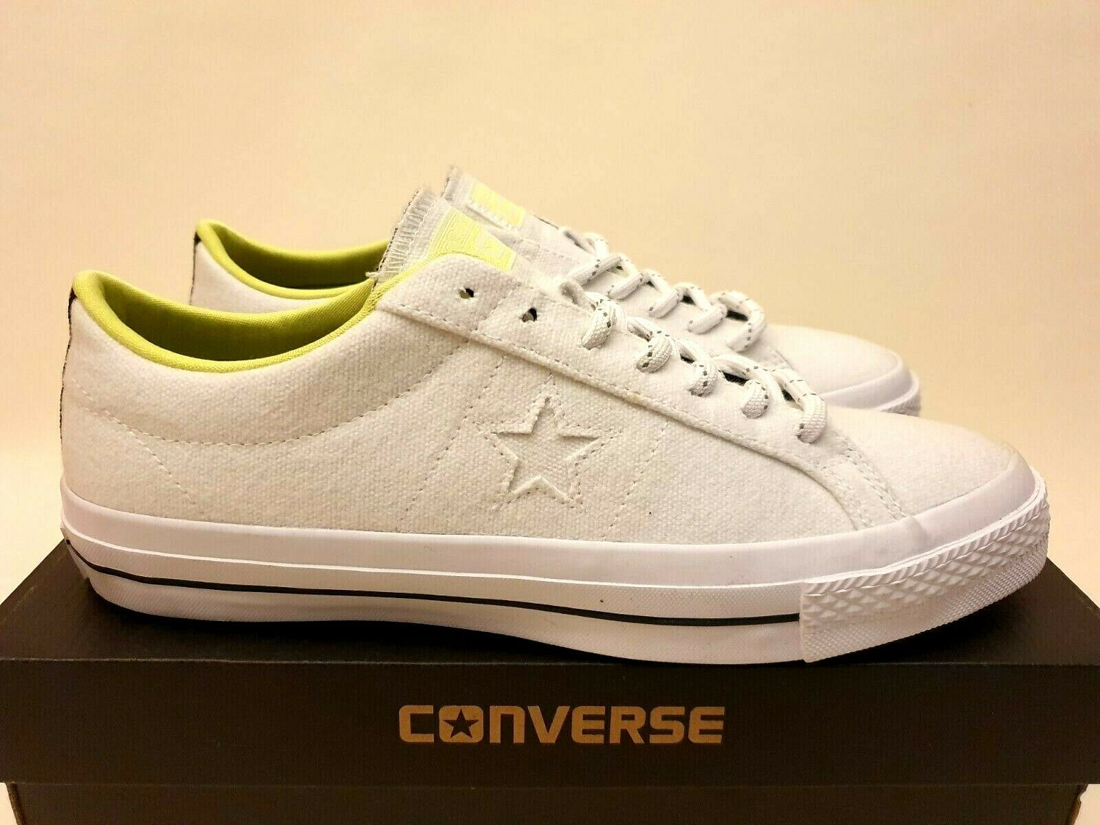 Converse One Star Shield Canvas OX