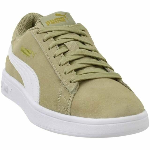 Puma Smash V2 Sneakers Casual    - Green - Mens