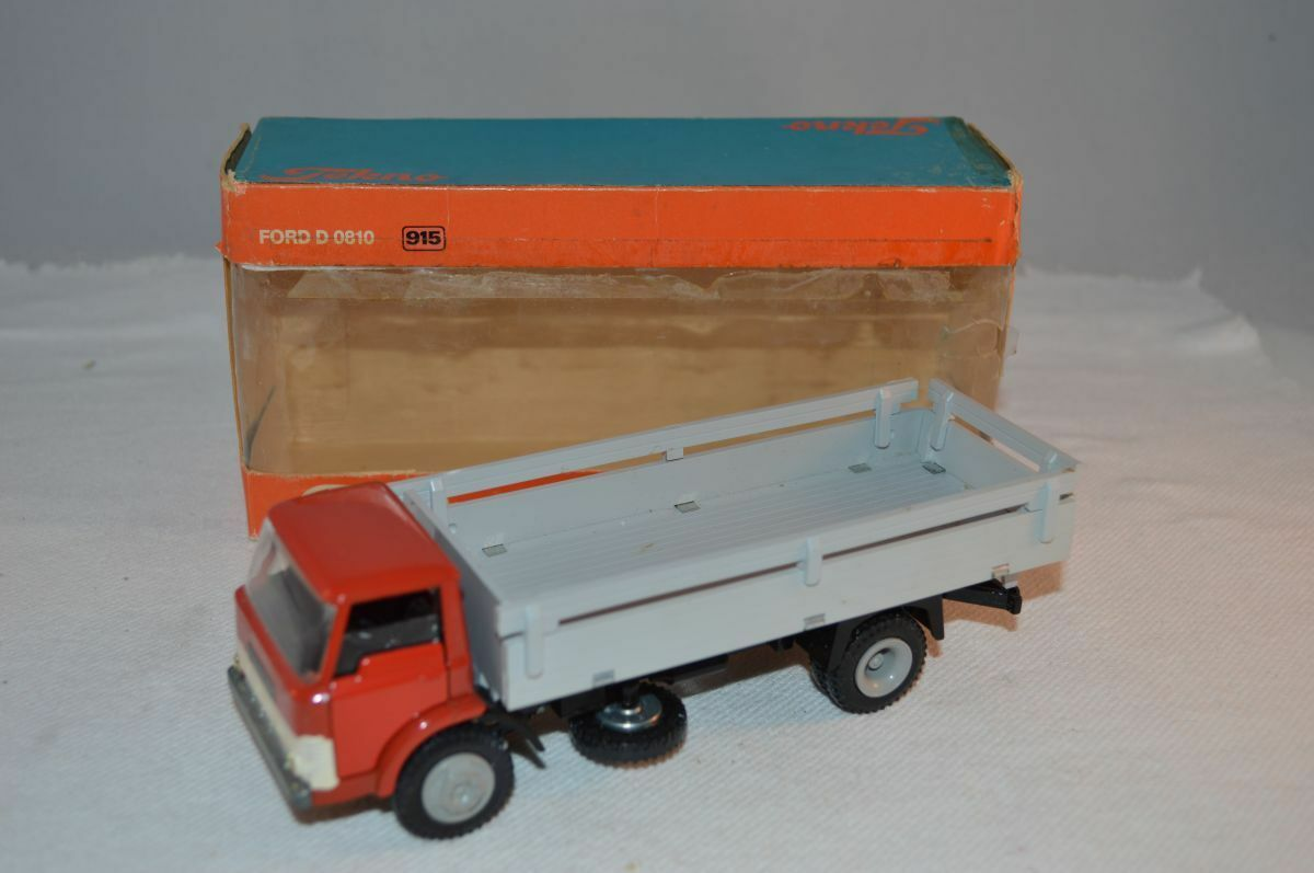 Tekno Holland 915  Ford D 0810 perfect mint in box