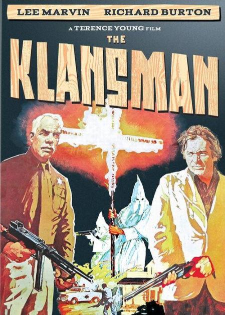 EL KLANSMAN (Lee Marvin) - DVD - Region 1