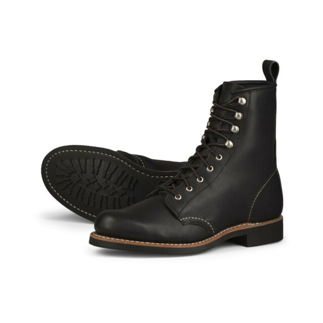 Red Wing Silversmith Women Lace Up