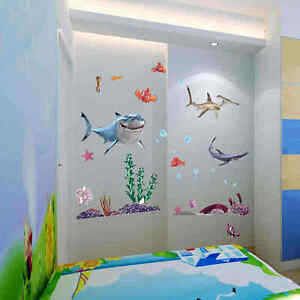 kids fish bathroom set finding nemo underwater sea fish bathroom bedroom 18992